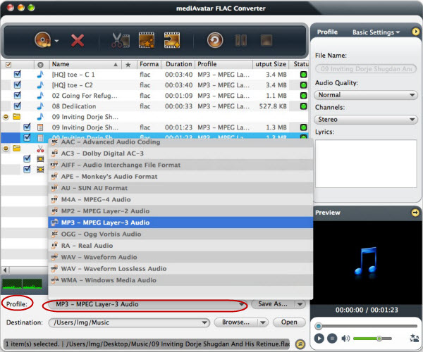Flac To Mp3 Mac Converter