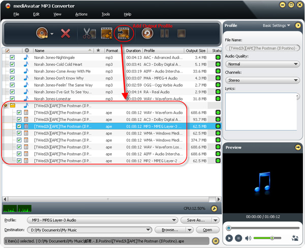 how to convert videos to mp3