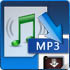 Convert MP3 to WAV M4A AIFF