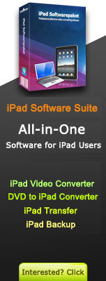 iPad Software Suite for Mac