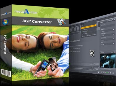 3GP Converter - 3GP video converter to convert videos to 3GP