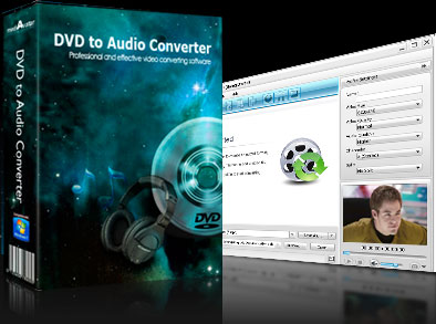 DVD to Audio Converter