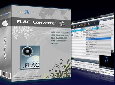 FLAC Converter for Mac