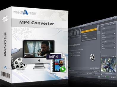MP4 Converter Mac