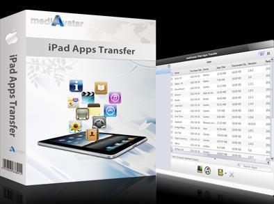 iPad Apps Transfer for Mac
